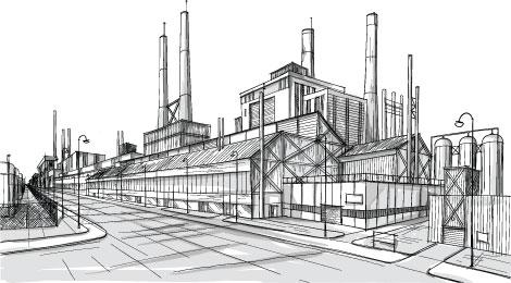 Steel-Mill-Illustration